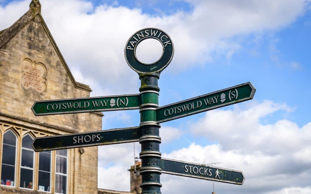 Doing it the Cotswold Way
